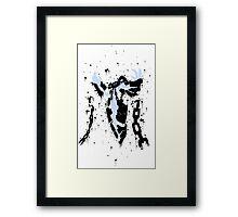 Xerath Ink Framed Print