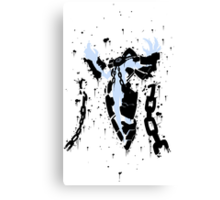 Xerath Ink Canvas Print