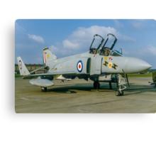 McDonnell F-4K Phantom FG.1 XT863/G Canvas Print