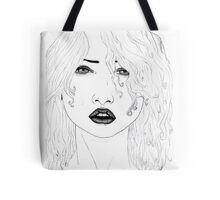 CHUBBY VOODOO (DC CHARACTER)  Tote Bag