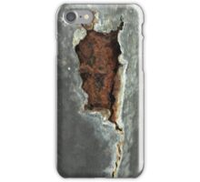 Rusty Metal Phone case iPhone Case/Skin