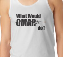 "What Would Omar Do? ""The Wire"" Tank Top"