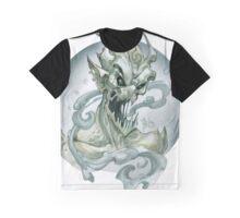 Watercolour Demon Graphic T-Shirt