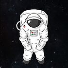The Astronaut by crabro