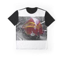 Rail Museum Graphic T-Shirt