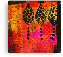 Oh So HOT Canvas Print