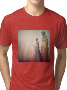 Ghosts of Paris Tri-blend T-Shirt