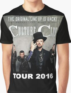 RIC01 Culture Club TOUR 2016 Graphic T-Shirt