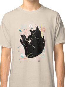 Sleeping Kitten illustration Classic T-Shirt