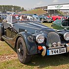 Morgan 4/4 Convertible  2013 1595cc by Keith Larby