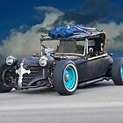 Rat Rod 'Crusader' by DaveKoontz