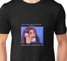 Jesus Meme Merch Unisex T-Shirt