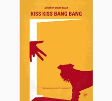 No452 My Kiss Kiss Bang Bang minimal movie poster Unisex T-Shirt