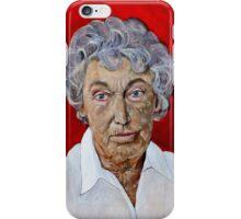 Portrait of Pam iPhone Case/Skin