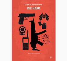 No453 My Die Hard minimal movie poster Unisex T-Shirt