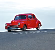 1947 Ford Coupe '50s Style' by DaveKoontz
