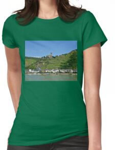 Gutenfels Castle Womens Fitted T-Shirt