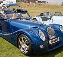 Morgan Aero 8  Tourer 2007 4398cc by Keith Larby