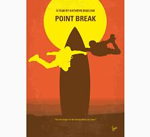 No455 My Point Break minimal movie poster Unisex T-Shirt