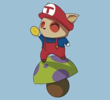 Super Teemo Bros Kids Clothes