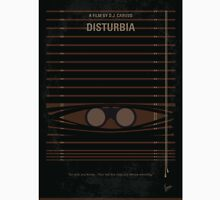 No457 My Disturbia minimal movie poster Unisex T-Shirt