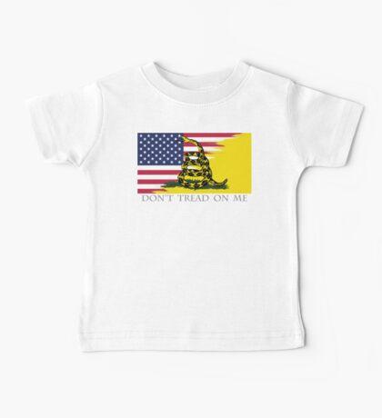 American Gadsden Baby Tee