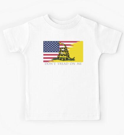 American Gadsden Kids Tee