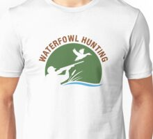 Waterfowl Hunting 3 Unisex T-Shirt
