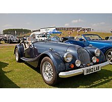 Morgan Plus 8 Convertible 1985 3532cc Photographic Print