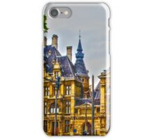 Yellow House iPhone Case/Skin