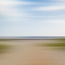 Sullivans Island Motion Ocean by Patrick Brickman