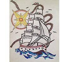 sail the sea  Photographic Print