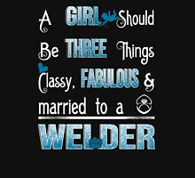 Married to a welder Women's Relaxed Fit T-Shirt