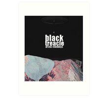 Black Treacle Arctic Monkeys Fan-Art Poster Art Print