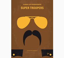 No459 My Super Troopers minimal movie poster Unisex T-Shirt