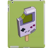 Game Boy Icicle iPad Case/Skin
