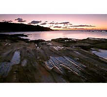 Little Bay at Dawn Photographic Print
