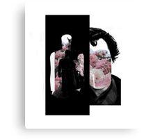 """Sherlock Fan-Art """"Bloom"""" Canvas Print"""
