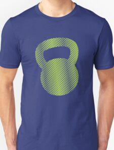 Kettlebell Halftone T-Shirt