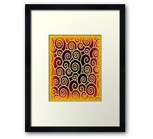 Curly Sue 3 Framed Print