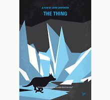 No466 My The Thing minimal movie poster Unisex T-Shirt