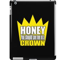 Honey... iPad Case/Skin