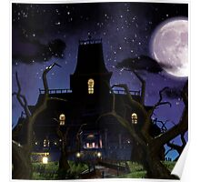 The Moon And The Castle Poster