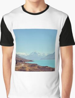 Mount Cook Graphic T-Shirt