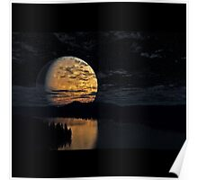 The Moon And The River Poster