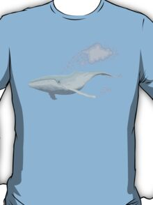 The Whale And The Cloud T-Shirt