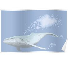 The Whale And The Cloud Poster
