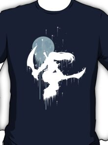 Mercenary Katarina White Ink T-Shirt