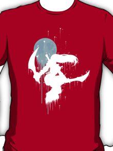 Mercenary Katarina White Ink T-Shirt
