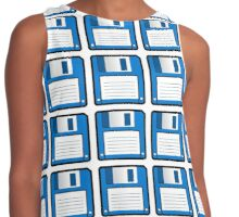 Floppy Disk Contrast Tank